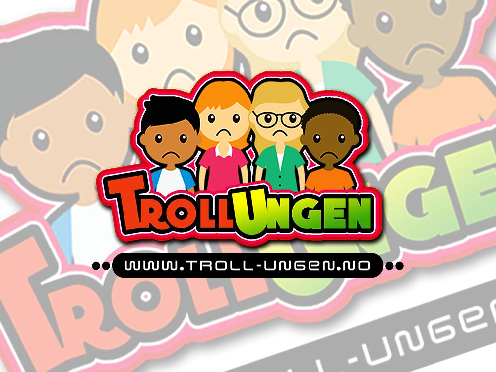 Trollungen logo