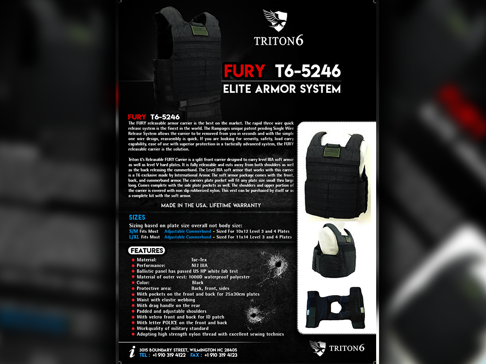 FURY T6