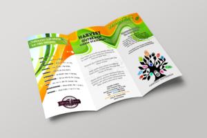 Harvest Outreach Brochure