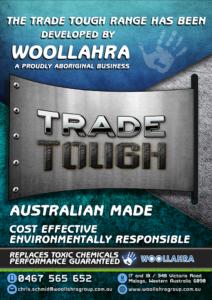 WOOLLAHRA Trade Tough