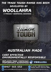 WOOLLAHRA Trade Tough A4